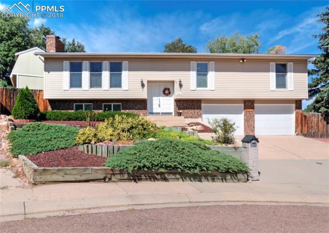 2469 Garden Way, Colorado Springs, CO 80918 (#9744437) :: The Kibler Group