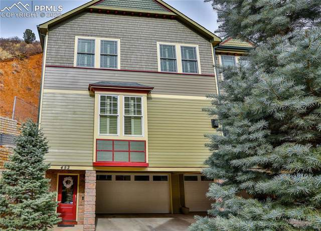 452 Winter Street, Manitou Springs, CO 80829 (#9744674) :: The Hunstiger Team
