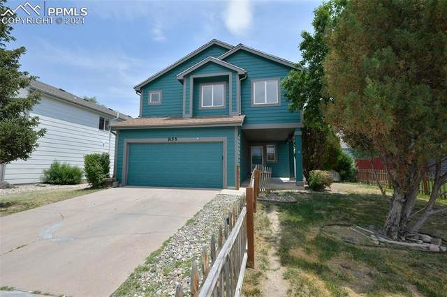 855 Ancestra Drive, Fountain, CO 80817 (#9745497) :: Fisk Team, eXp Realty