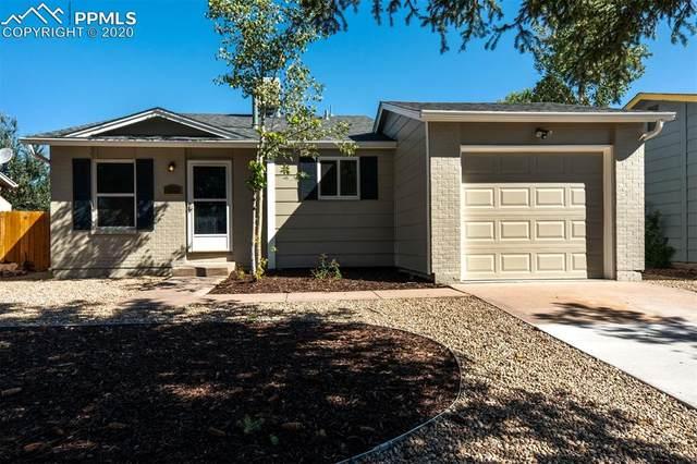 6720 Parkridge Court, Colorado Springs, CO 80915 (#9746047) :: The Kibler Group