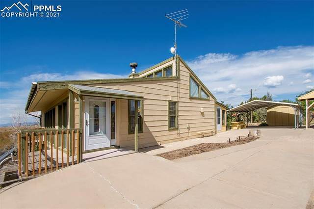 11 3rd Street, Penrose, CO 81240 (#9746425) :: Compass Colorado Realty
