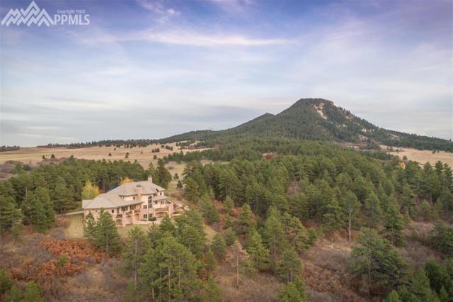 9268 S Perry Park Road, Larkspur, CO 80118 (#9749340) :: 8z Real Estate