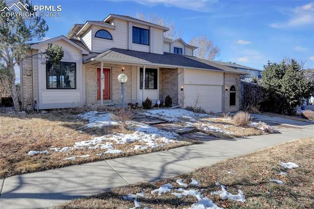 5650 Saddle Rock Road, Colorado Springs, CO 80918 (#9749419) :: The Dixon Group