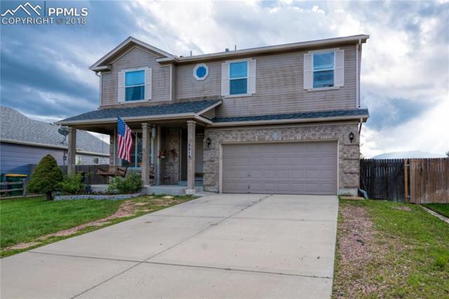 5316 Bradley Circle, Colorado Springs, CO 80911 (#9750493) :: Harling Real Estate