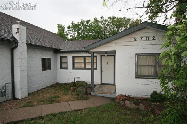 2702 N Cascade Avenue, Colorado Springs, CO 80907 (#9756893) :: The Kibler Group