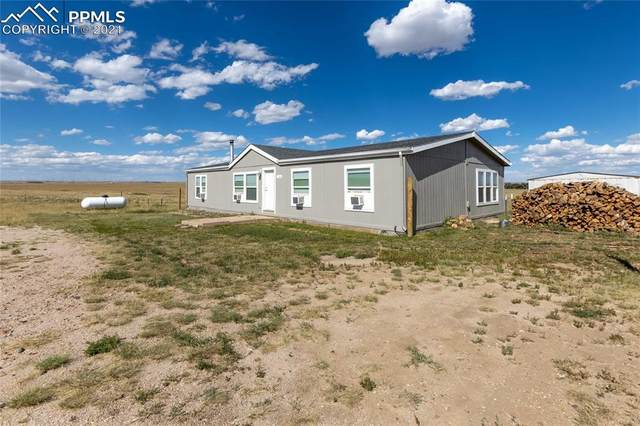 1195 Equestrian Point, Yoder, CO 80864 (#9760552) :: Tommy Daly Home Team