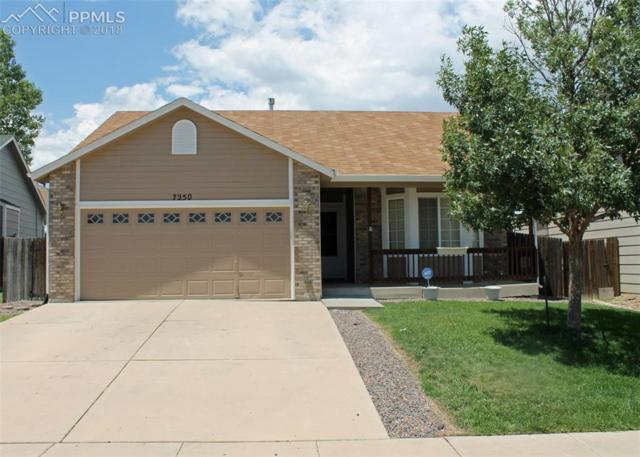 7250 Banberry Drive, Colorado Springs, CO 80925 (#9764229) :: The Hunstiger Team