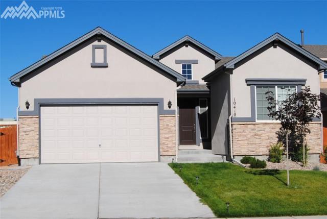 10410 Mt Lincoln Drive, Peyton, CO 80831 (#9765682) :: Action Team Realty