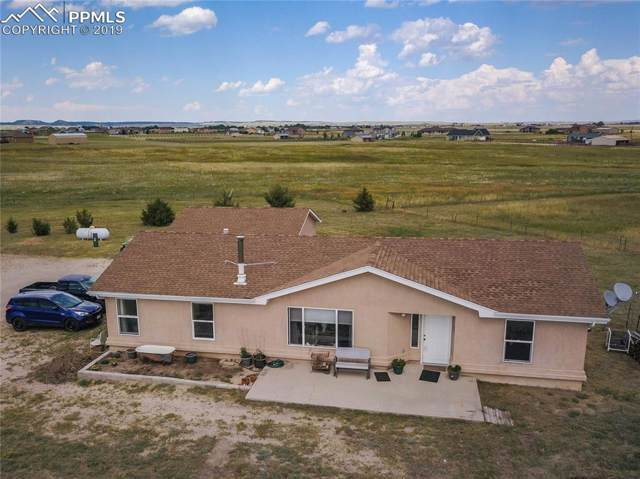 16542 Spencer Road, Peyton, CO 80831 (#9766687) :: Tommy Daly Home Team
