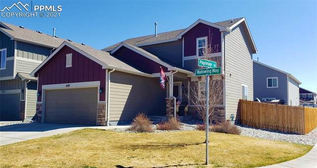6391 Wallowing Way, Colorado Springs, CO 80925 (#9766819) :: Tommy Daly Home Team
