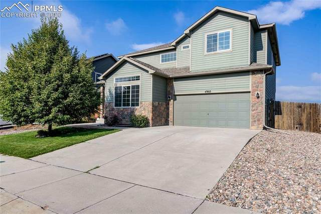 4960 Gami Way, Colorado Springs, CO 80911 (#9767813) :: Tommy Daly Home Team