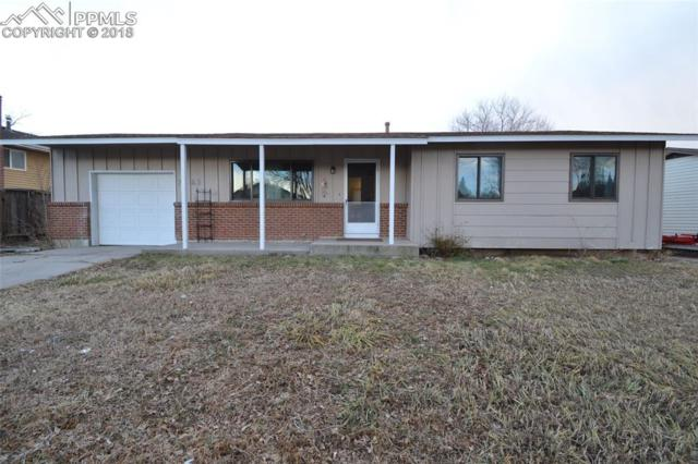 7163 Caballero Avenue, Colorado Springs, CO 80911 (#9769949) :: Venterra Real Estate LLC