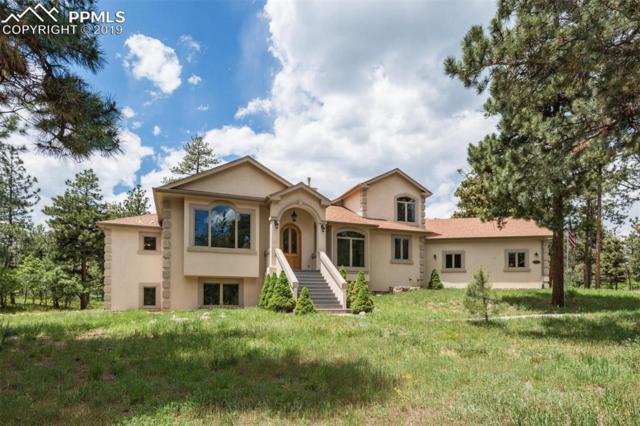 7595 Shrine Road, Larkspur, CO 80118 (#9770330) :: 8z Real Estate