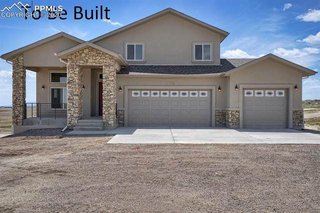 675 Meadowlark Lane, Woodland Park, CO 80863 (#9770407) :: Tommy Daly Home Team