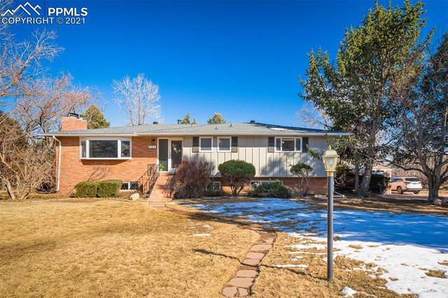 809 Aurora Drive, Colorado Springs, CO 80905 (#9771386) :: The Gold Medal Team with RE/MAX Properties, Inc