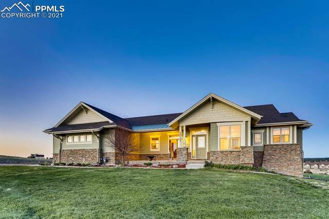 33155 Ridgeview Loop, Elizabeth, CO 80107 (#9772177) :: Fisk Team, RE/MAX Properties, Inc.