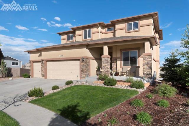 5293 Imogene Pass Place, Colorado Springs, CO 80924 (#9773886) :: Jason Daniels & Associates at RE/MAX Millennium
