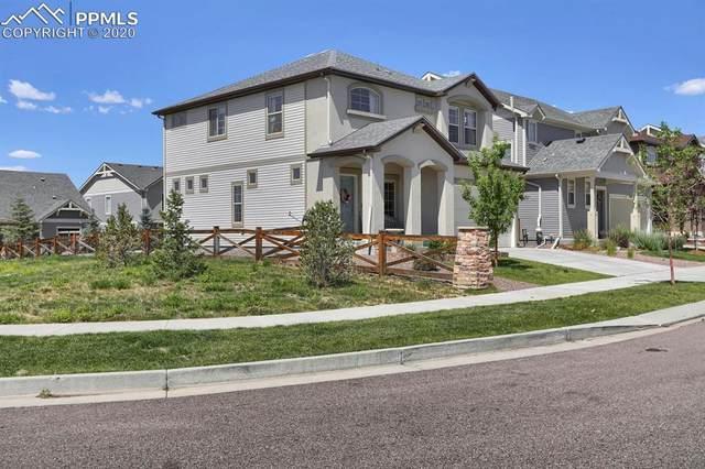 8555 Briar Brush Lane, Colorado Springs, CO 80927 (#9774245) :: The Kibler Group