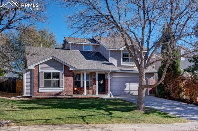 3950 Hickory Hill Drive, Colorado Springs, CO 80906 (#9775880) :: The Kibler Group