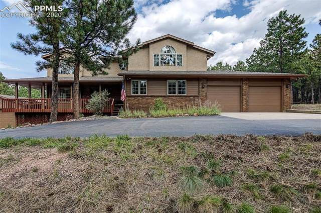 280 Jack Boot Way, Monument, CO 80132 (#9777615) :: Tommy Daly Home Team