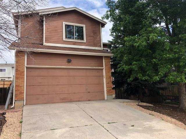 2622 Front Royal Drive, Colorado Springs, CO 80919 (#9778765) :: Fisk Team, RE/MAX Properties, Inc.