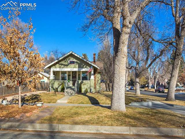 624 E Del Norte Street, Colorado Springs, CO 80907 (#9778993) :: Venterra Real Estate LLC