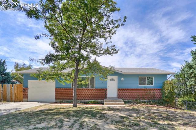 4605 S Splendid Circle, Colorado Springs, CO 80917 (#9779536) :: Jason Daniels & Associates at RE/MAX Millennium