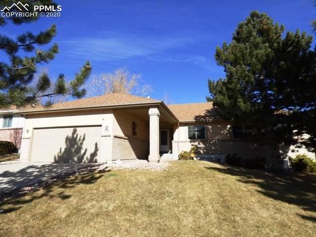 2250 Capstone Court, Colorado Springs, CO 80919 (#9781252) :: Action Team Realty