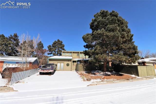 2940 Cortina Drive, Colorado Springs, CO 80918 (#9781704) :: The Harling Team @ HomeSmart