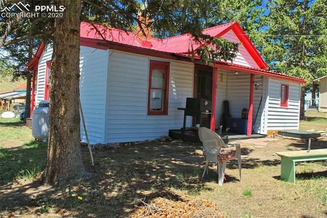 114 Hettig Avenue, Cripple Creek, CO 80813 (#9783009) :: Fisk Team, RE/MAX Properties, Inc.