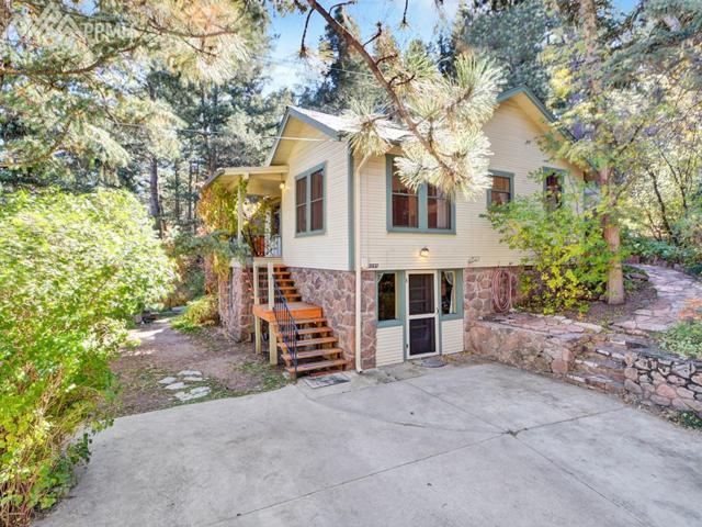 9395 Ute Road, Cascade, CO 80809 (#9784479) :: 8z Real Estate
