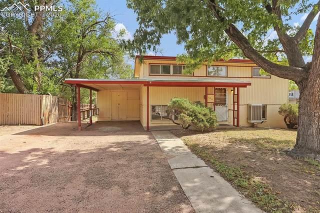 103 Elmwood Circle, Colorado Springs, CO 80907 (#9785364) :: Action Team Realty