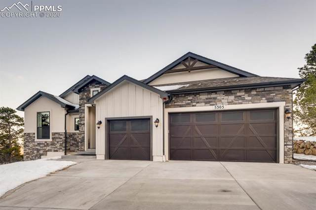 5374 Old Star Ranch View, Colorado Springs, CO 80906 (#9785835) :: The Peak Properties Group
