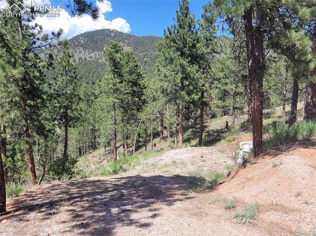0 Skyline Circle, Crystola, CO 80863 (#9786927) :: Action Team Realty