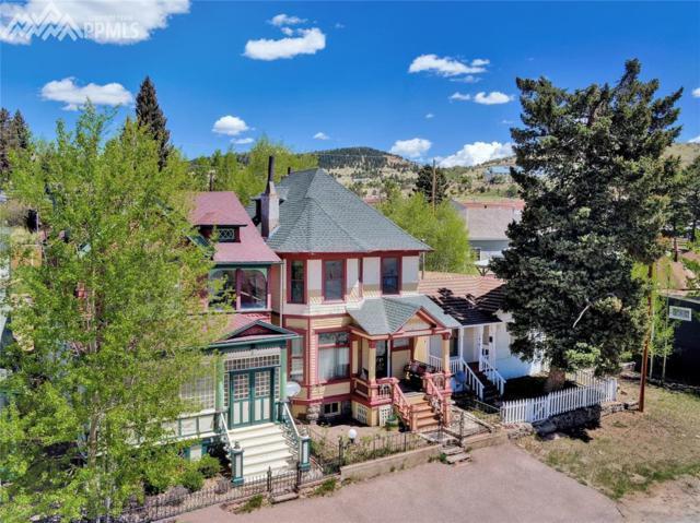 331 E Eaton Avenue, Cripple Creek, CO 80813 (#9787914) :: Colorado Home Finder Realty