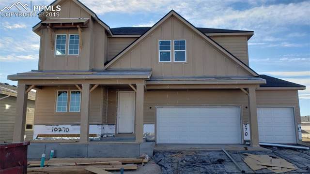 10270 Ravenclaw Drive, Colorado Springs, CO 80924 (#9788305) :: The Treasure Davis Team