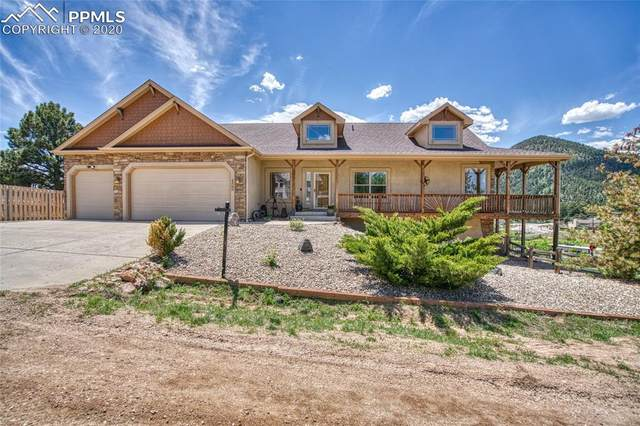 122 Star View Circle, Palmer Lake, CO 80133 (#9789483) :: Tommy Daly Home Team
