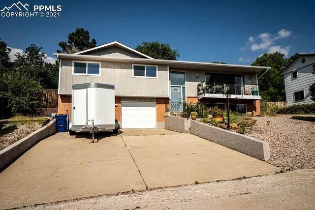 1615 Lehmberg Boulevard, Colorado Springs, CO 80915 (#9790987) :: The Kibler Group