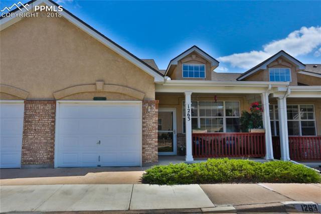 1263 Villa Grove, Monument, CO 80132 (#9791089) :: Harling Real Estate