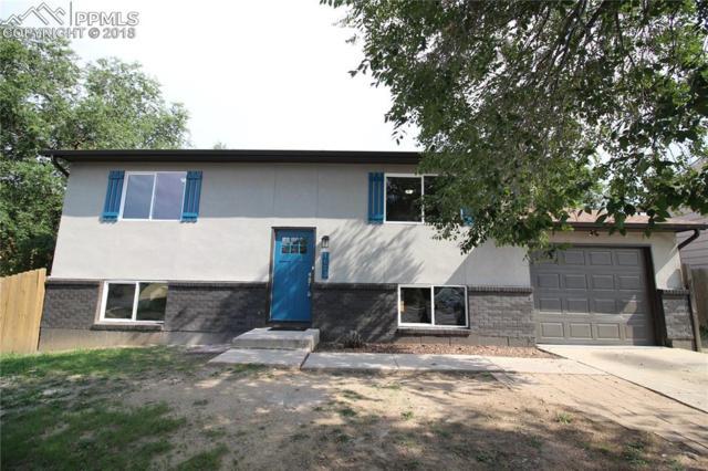 1623 Carmel Drive, Colorado Springs, CO 80910 (#9791965) :: The Hunstiger Team