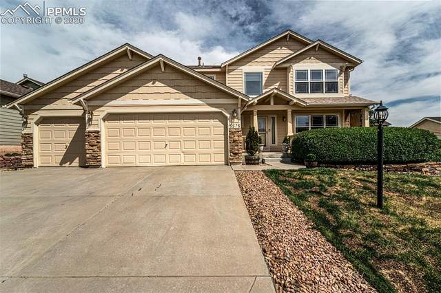5575 Range Rider Drive, Colorado Springs, CO 80923 (#9792967) :: Tommy Daly Home Team