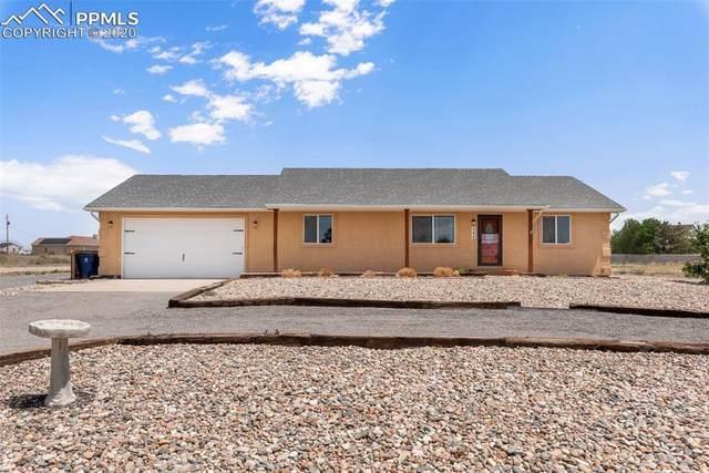 544 N Ramaldo Drive, Pueblo West, CO 81007 (#9793019) :: The Treasure Davis Team