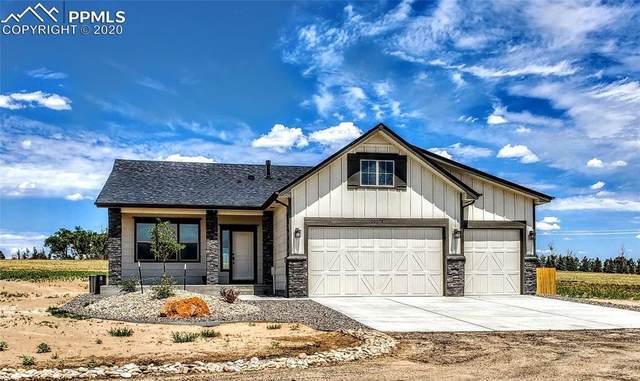 20078 Silverado Hill Loop, Colorado Springs, CO 80928 (#9793281) :: CC Signature Group