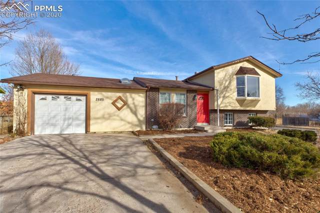 2885 W Monica Drive, Colorado Springs, CO 80916 (#9795625) :: Action Team Realty