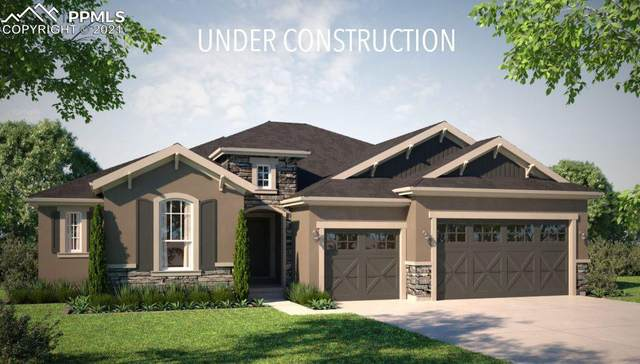 5090 Lonzo Drive, Colorado Springs, CO 80924 (#9796632) :: Tommy Daly Home Team