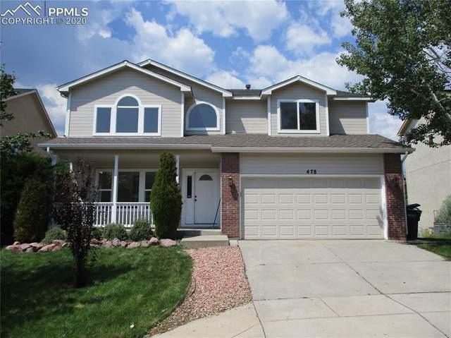 478 Gold Claim Terrace, Colorado Springs, CO 80905 (#9797081) :: 8z Real Estate