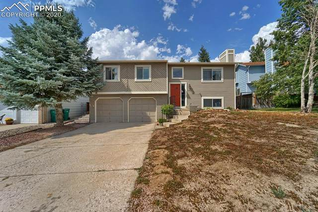 4255 Scotch Pine Drive, Colorado Springs, CO 80920 (#9800100) :: Action Team Realty