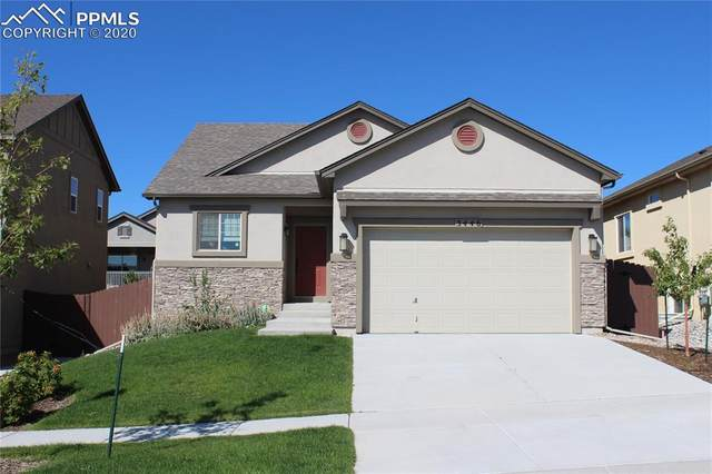 3446 Daydreamer Drive, Colorado Springs, CO 80908 (#9801562) :: Tommy Daly Home Team