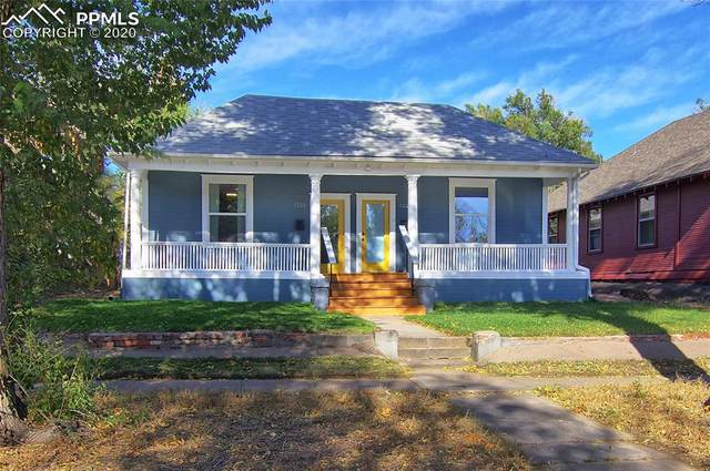1322-1324 W Kiowa Street, Colorado Springs, CO 80904 (#9803015) :: Action Team Realty