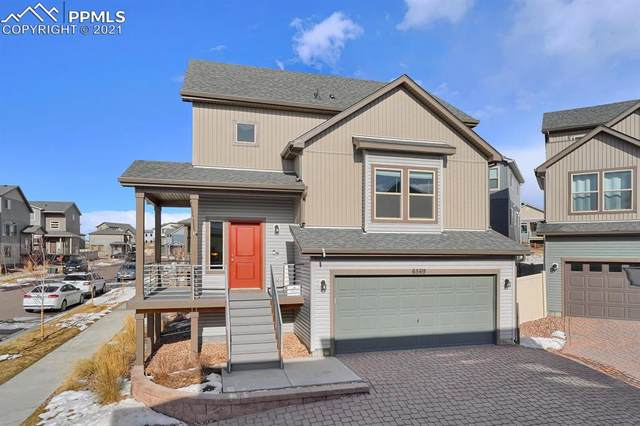 6569 Shadow Star Drive, Colorado Springs, CO 80927 (#9805748) :: The Dixon Group